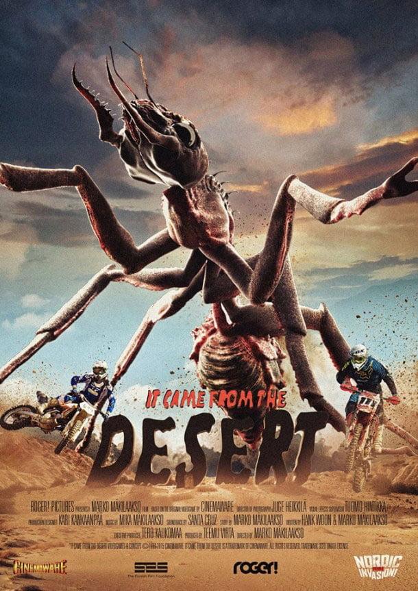 came desert poster