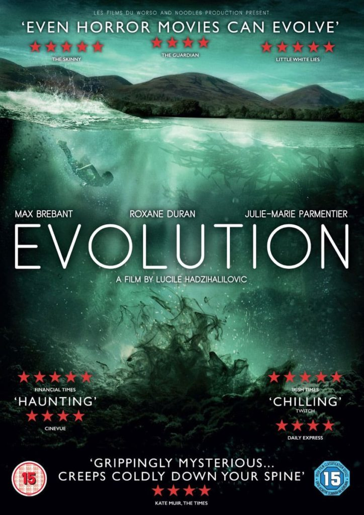 evolution dvd 2015