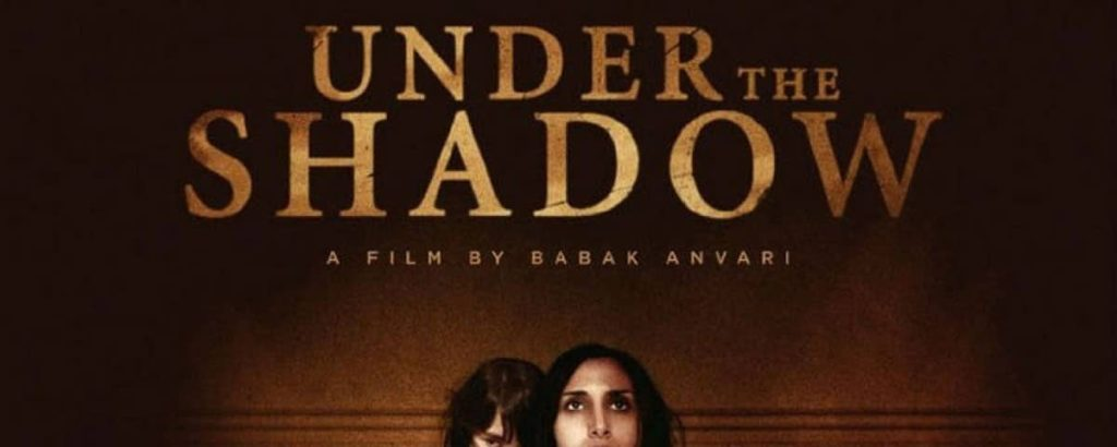 under the shadow banner