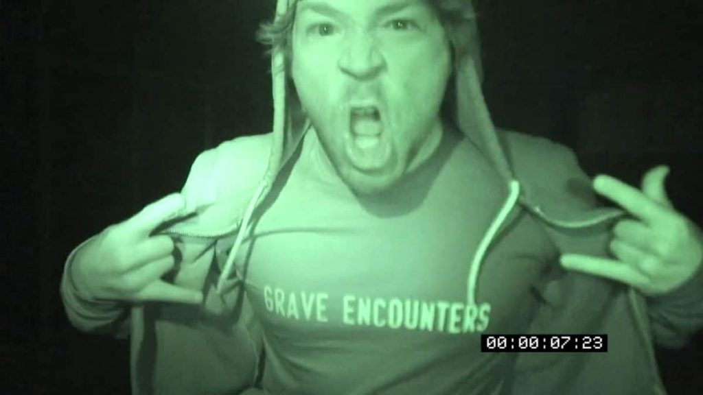 grave encounters horror