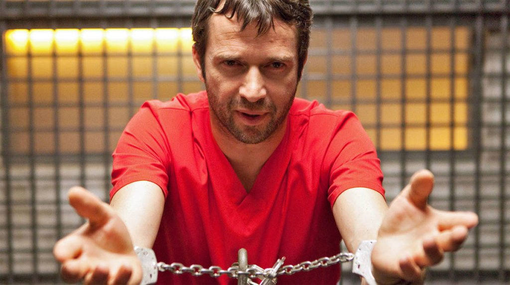 the following james purefoy
