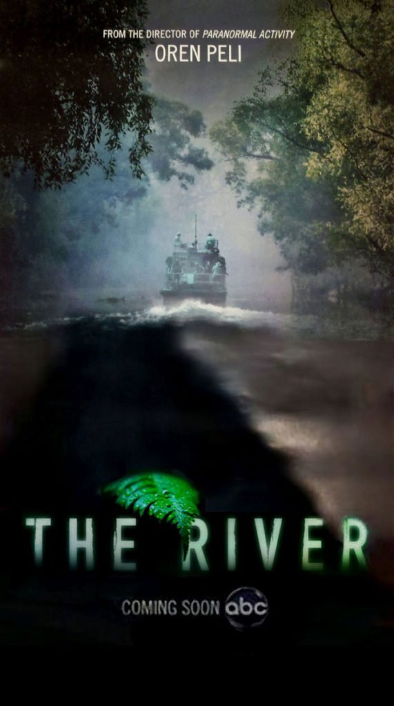 the river 2012 poster