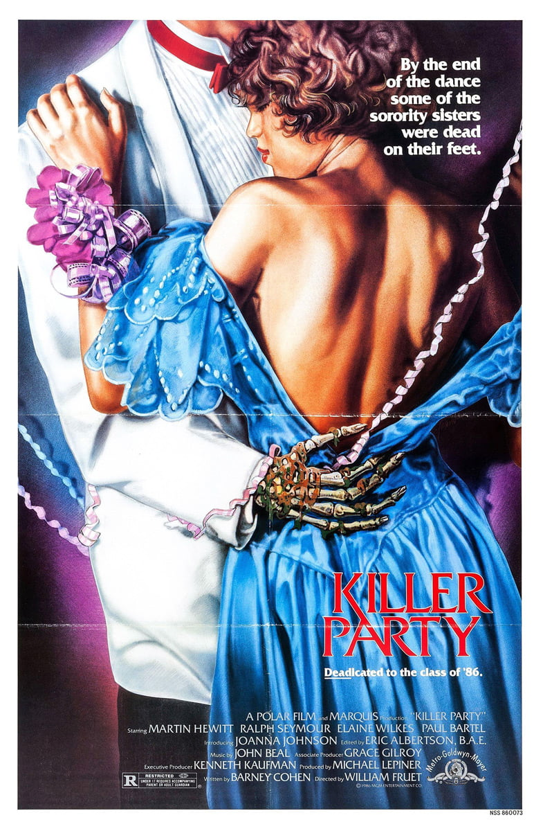killer party 1986