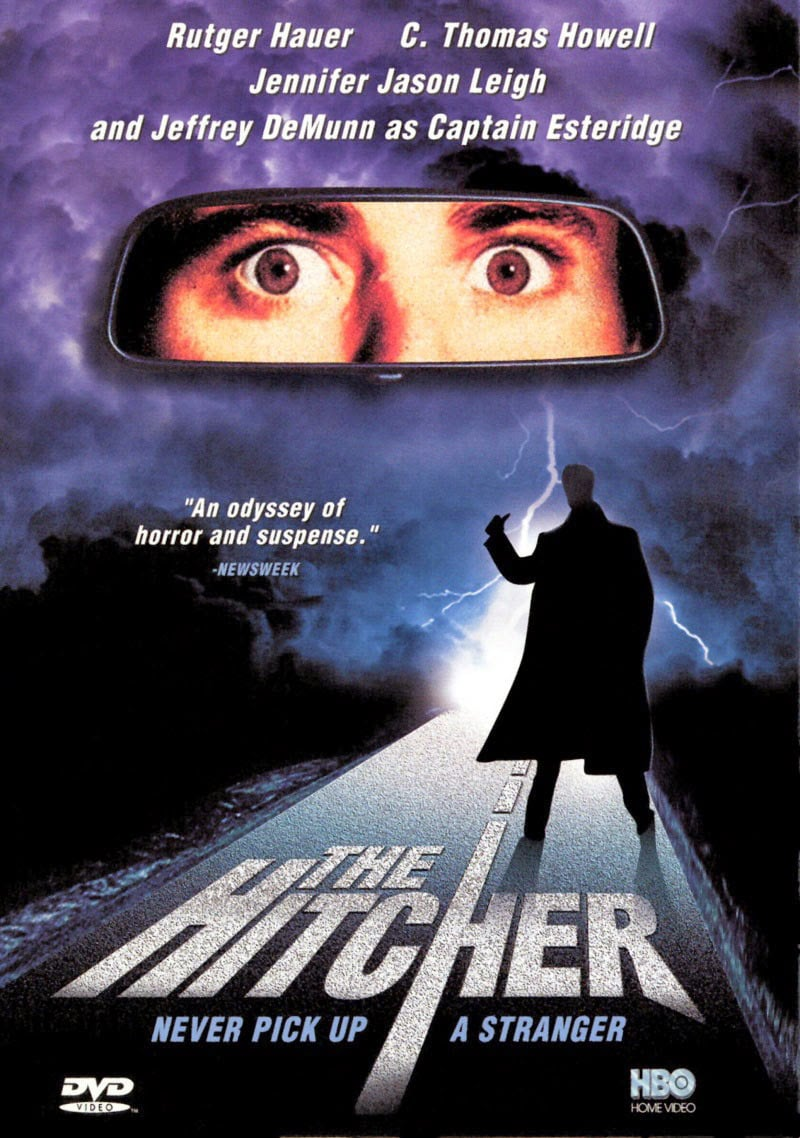 the hitcher dvd