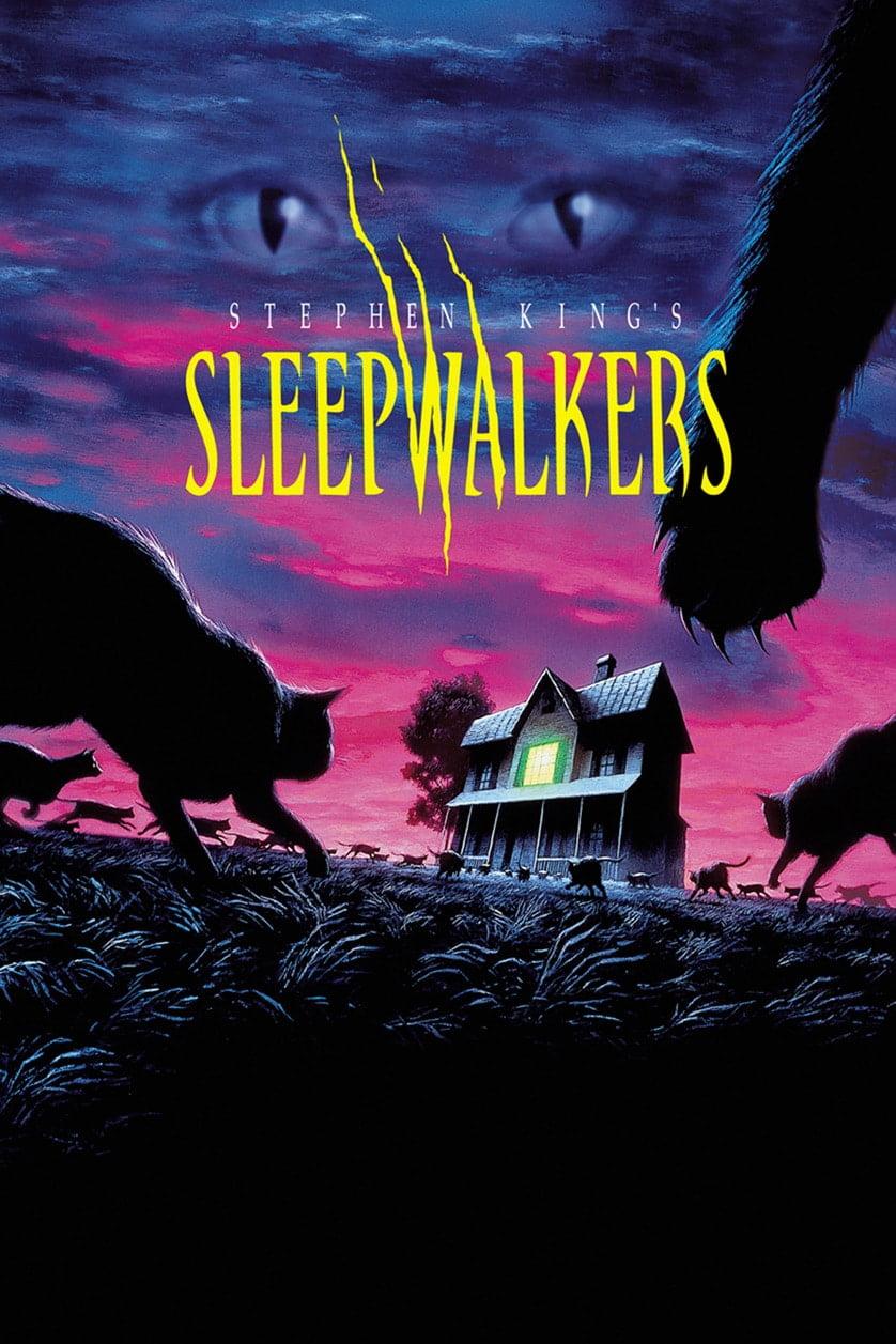 sleepwalkers 1992 poster
