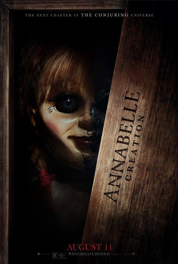 annabelle creation movie