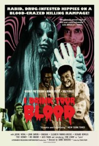i drink your blood 1970