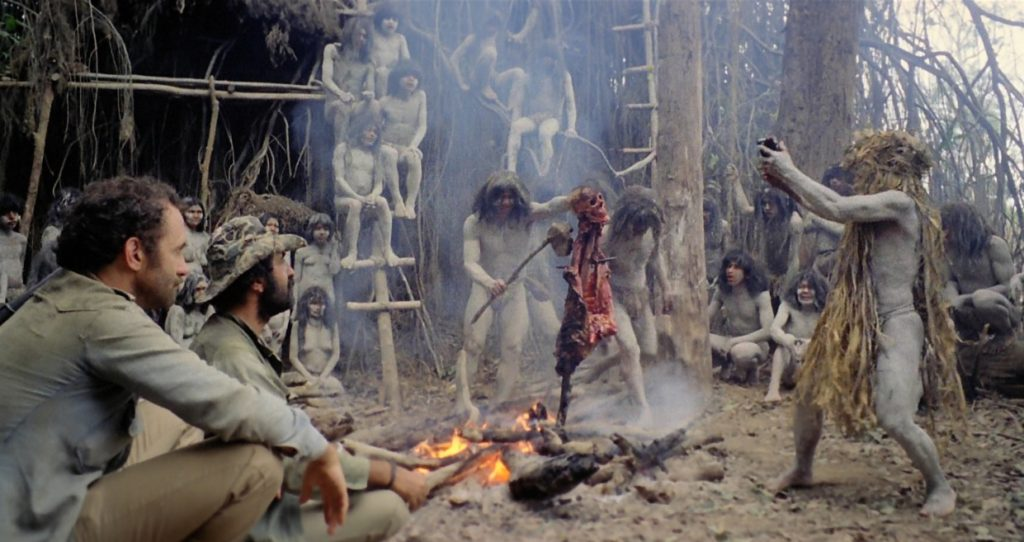 cannibal holocaust video nasty