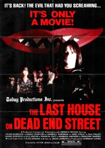 the last house on dead end street snuff