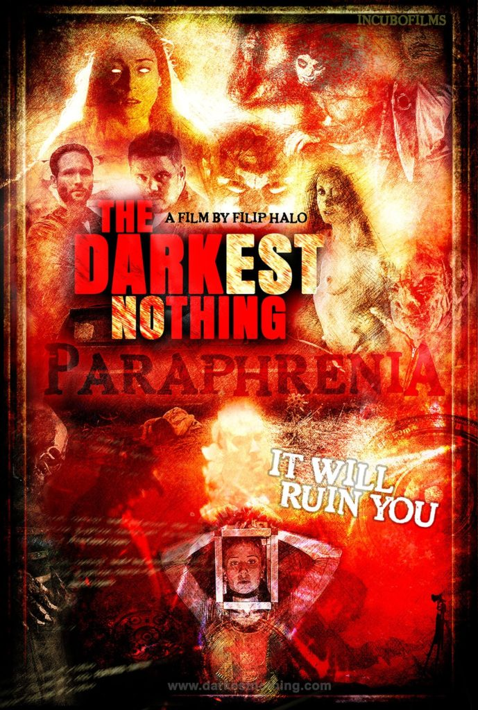 The Darkest Nothing - Paraphrenia Poster 05